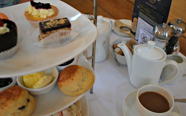 Bath Pump Room Afternoon Tea