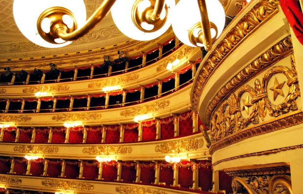 Milan La Scala Auditorium
