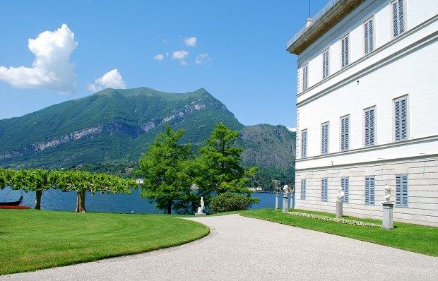 Como Bellagio Villa Melzi
