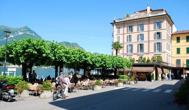 Como Bellagio lakeside
