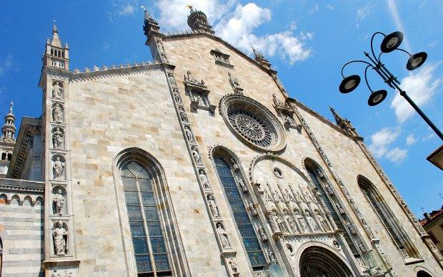 Como Duomo Exterior