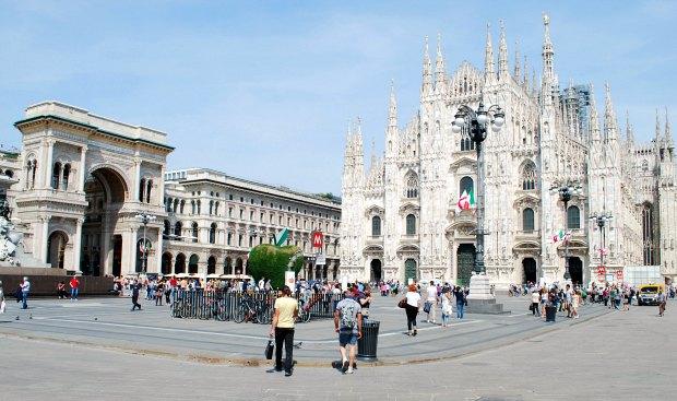 Milan Duomo and Square