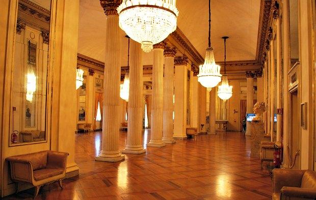 Milan La Scala Foyer