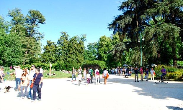 Milan Park Sempione