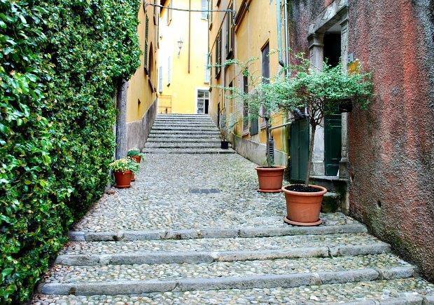 Como Varenna steps