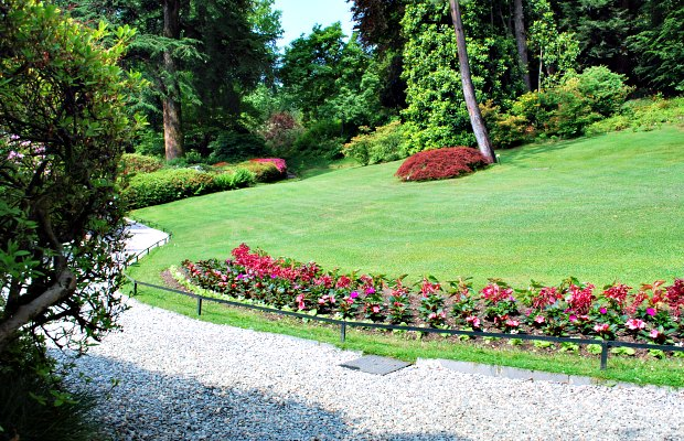 Como Villa Carlotta Gardens