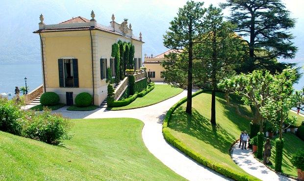 Como Villa del Balbianello gardens