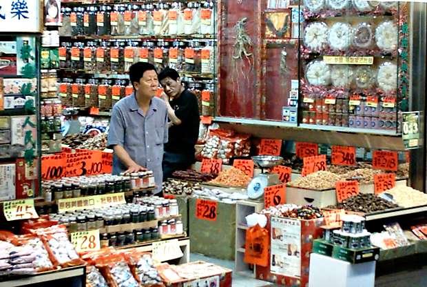 Hong Kong Shopkeeper