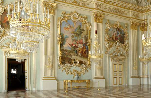 Munich Nymphenburg Interior