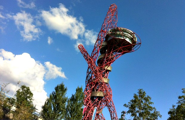 London Queen Elizabeth Olympic Park ArcelorMittal Orbit
