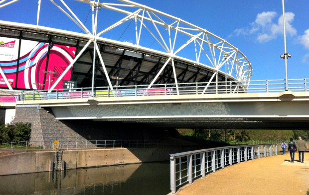 London Queen Elizabeth Olympic Park Stadium