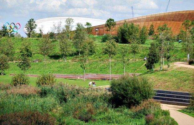London Queen Elizabeth Olympic Park
