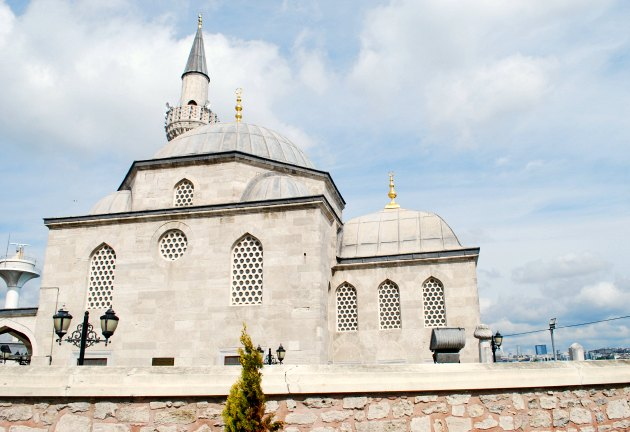 Istanbul Asian Side Mosque