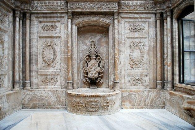Istanbul Dolmabahçe Palace Bathroom