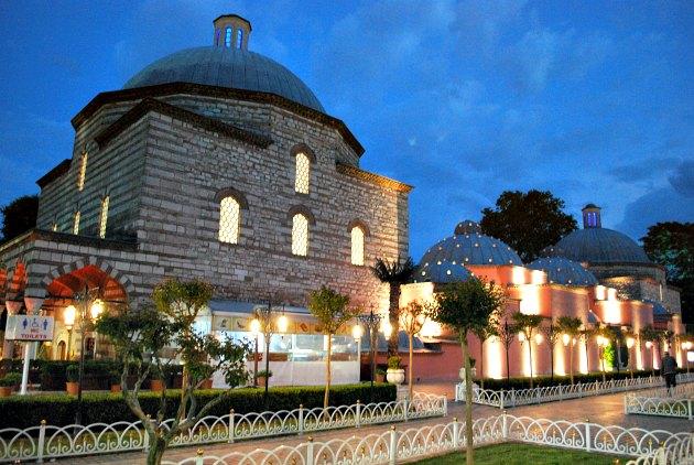 Istanbul Sultanahmet Square Ottoman Hamam