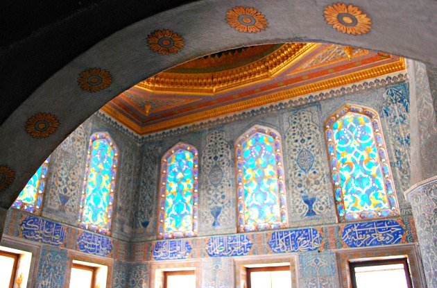 Istanbul Topkapi Palace Prince's Apartments