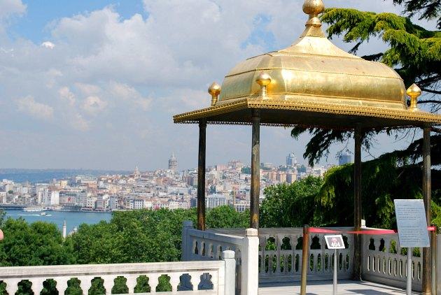 Istanbul Topkapi Palace Views