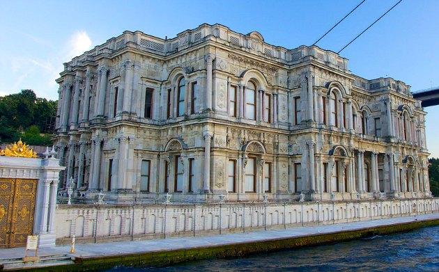 Istanbul Asian Side Beylerbeyi Palace