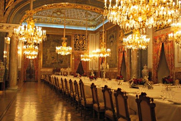 Madrid Palace Dining Room