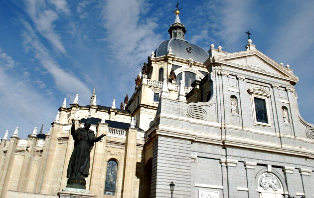 Madrid Santa Maria Cathedral