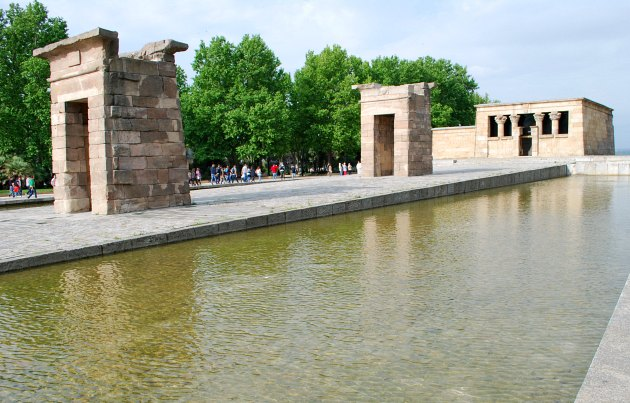 Madrid Temple Debod