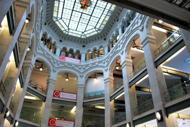Madrid City Hall Interior