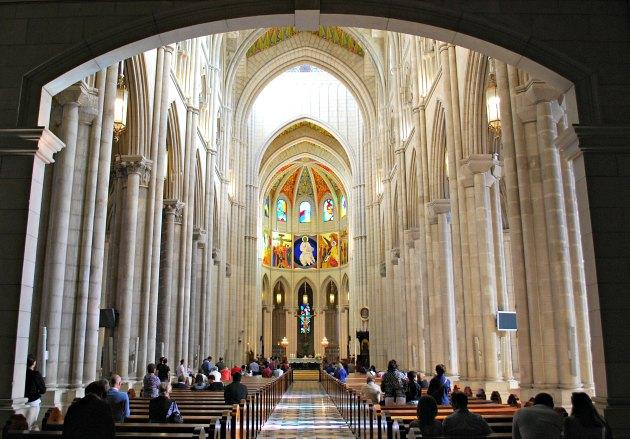 Madrid Santa Maria Inside