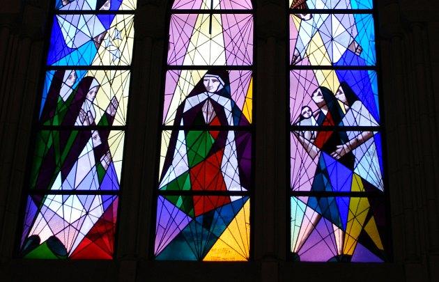 Madrid Santa Maria Window