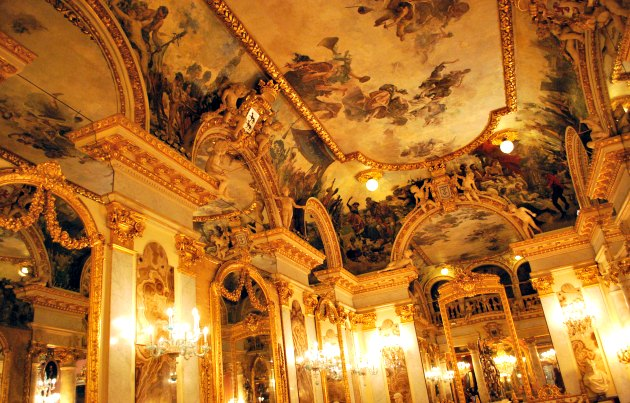 Madrid Museo Cerralbo Ballroom