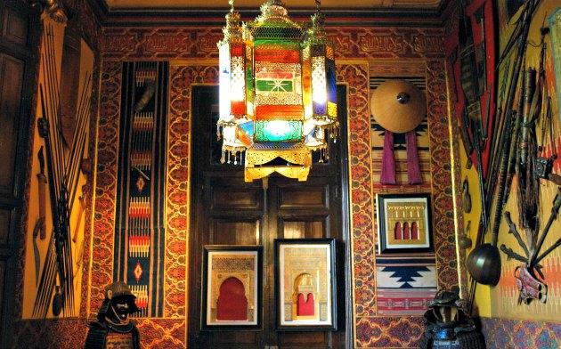 Madrid Museu Cerralbo Oriental Room