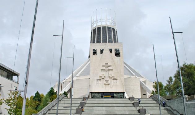 Liverpool Metropolitan Cathedral Exterior