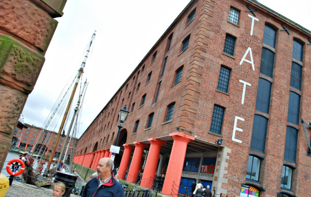 Liverpool Tate Exterior