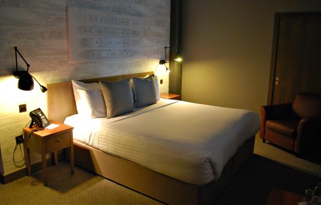 Liverpool Titanic Hotel Room