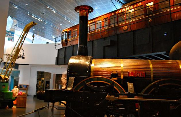Liverpool City Museum Docks