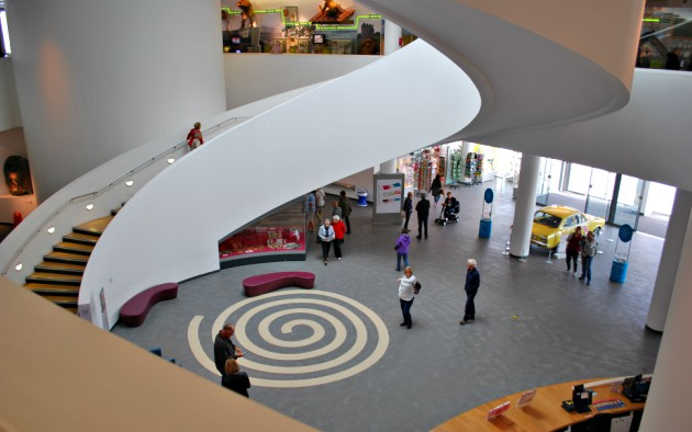 Foyer Museum Hours : Museum of liverpool hours review free city guides