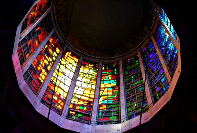 Liverpool Metropolitan Cathedral Lightbox