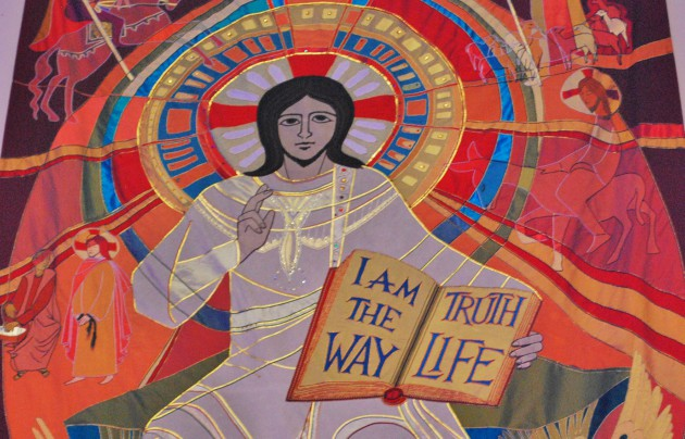 Liverpool Metropolitan Cathedral Tapestry