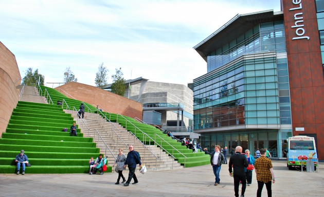 Liverpool One Steps