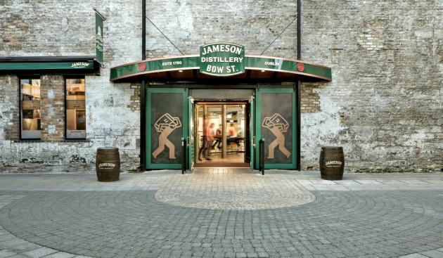 Dublin Jameson Distillery Bow Street