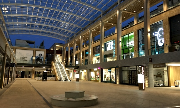 Oxford Westgate Shopping Centre