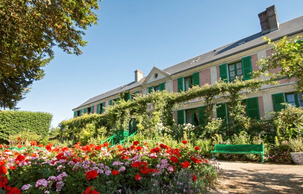 Paris Monet's House Giverny
