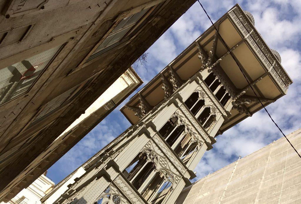 Lisbon-Elevador-de-Santa-Justa