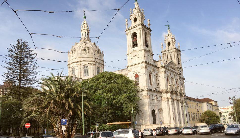 Lisbon-Estrela-Basilica