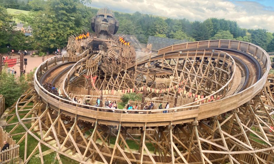 Is Alton Towers COVID safe?